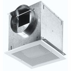 """L300MG Ceiling Mount Ventilation Fan w/ Metal Grille, 8"""" Round Duct (316 CFM) Product Image"""