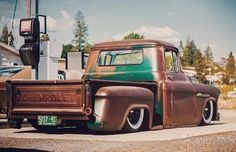 1955-56-57 Chevy Truck
