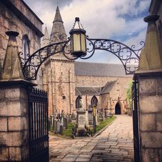 St Machar's Cathedral, Old Aberdeen, University of Aberdeen, Scotland