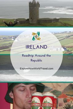 Emerald Isle, The Republic, You Can Do, Comebacks, Ireland, Road Trip, Landscapes, Southern, Europe