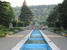Hamilton, Ontario Photo taken by: Rick Cordeiro Wonderful Places, Beautiful Places, Hamilton Ontario Canada, Natural Playground, Cool Places To Visit, Backyard, City, Steel, Outdoor