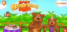 Let's baby & gifts her about a bear and her daughter's story so start reading in fun way. S Stories, Bedtime Stories, Importance Of Reading, Games For Kids, Android Apps, Google Play, Coding, Bear, Activities