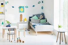 Flexa play kinderbed wit | Kidsgigant.nl
