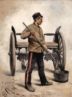 JOSEP CUSACHS Military Uniforms, Military Art, Warriors, Spanish, Painting, Soldiers, Paintings, Illustrations, Men