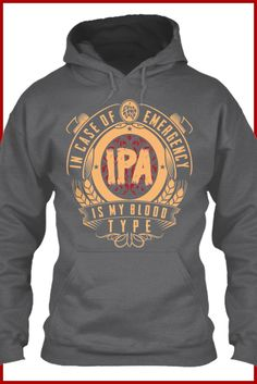 Amazing Craft Beer Hoodies And Shirts!