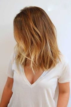 15 Short Blonde Ombre Hair | http://www.short-hairstyles.co/15-short-blonde-ombre-hair.html