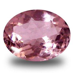 Morganite 110802: 0.55 Ct Flashing Oval Cut (6 X 5 Mm) Pink Color Morganite Gemstone -> BUY IT NOW ONLY: $34.99 on eBay!