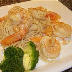 King Prawn and Scallop in Ginger Butter | Food | Pinterest | Scallops ...