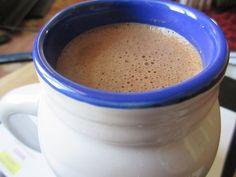 Superfoods Hot Raw Chocolate - Paleo-Vegan-Nut Free
