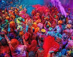 Hindu festival holi essay in hindi words and meanings Short Essay on Holi Festival. It stems from ancient Indian mythology. Fertility: Holi is marked at the onset of spring and is meant to celebrate harvest. Holi Festival India, Holi Festival Of Colours, Holi Colors, Holi Celebration, Festival Celebration, Hindu Festivals, Indian Festivals, Sri Lanka, Holi Pictures