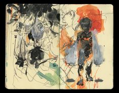 2009 – James Jean, Sketchbook