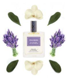 Pour le Monde Envision Certified 100% Natural Eau de Parfum, 1.7 oz Clean Perfume, Perfume Collection, Cruelty Free, Exotic, Perfume Bottles, Fragrance, Nature, Jun, Beauty