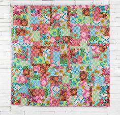 FreeSpirit Eternal Sunshine Fabric by Amy Butler & Bangalore II Pattern…
