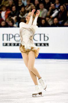 Carolina Kostner  Euro 2009, FS
