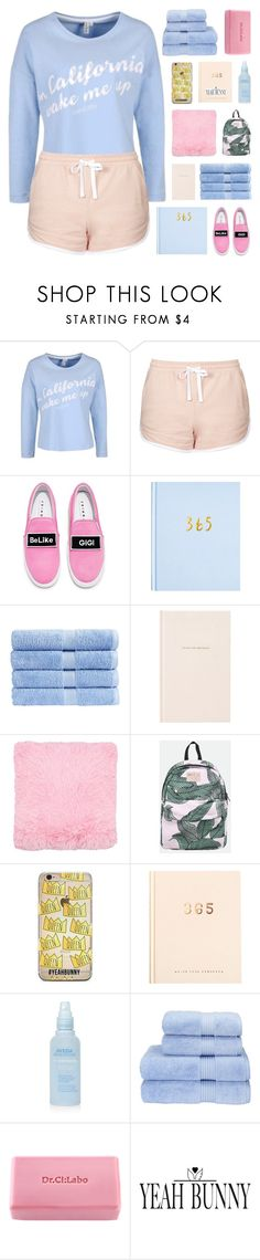 """""""Life Is Not Meant To Be Lived In One Place - Yeah Bunny"""" by paradiselemonade ❤ liked on Polyvore featuring Topshop, Joshua's, Christy, Kate Spade, kikki.K, Aveda, Dr.Ci:Labo, Yeah Bunny, simple and tumblr"""