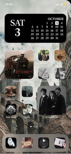 Harry Potter Icons, Draco Harry Potter, Harry Potter Aesthetic, Draco Malfoy, App Store, Aesthetic Iphone Wallpaper, Aesthetic Wallpapers, Iphone App Layout, Ios App Icon