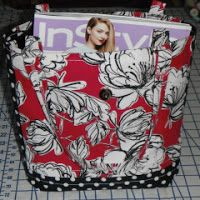 Totally Tutorials: Tutorial - How to Make a Bag with Placemats