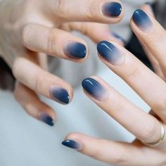 Are you looking for some nail design ideas for your short nails? Chic and fun nail designs aren't simply reserved for long nails, we guarantee it! Simple Nail Art Designs, Colorful Nail Designs, Basic Nails, Simple Nails, Solid Color Nails, Nail Colors, Pastel Colors, Nail Art Diy, Easy Nail Art