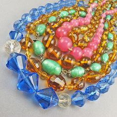 Goodoldbeads - Collections - Vintage Glass Beads