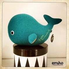 Personalized Whale for Greta Elisabeth Whale, Dinosaur Stuffed Animal, Toys, Animals, Stuffed Toys, Animales, Whales, Animaux, Toy