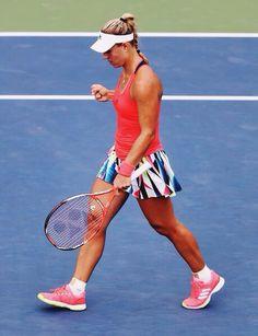 Angelique Kerber | 2016 US Open Day 3 - Tennis Blog