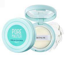 Amore Pacific ARITAUM Pore Master Sebum Control Pact, Oil Absorbing Pact #ARITAUM