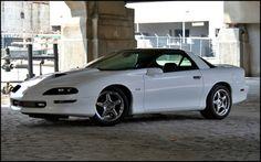 1997 Chevrolet Camaro Z28 SS
