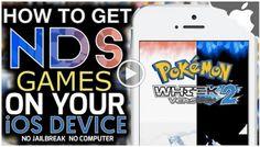 iNDS - #Nintendo emulator for iPhone.