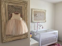 Annelise S Shabby Chic Nursery