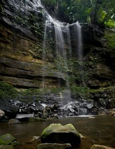 Gap Creek Falls in the Watagan Mountains near Wollombi...  It's a bit of a trek, but sooo worth it!!!!