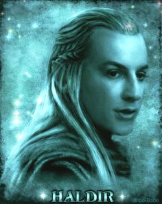 Haldir of Lothlorièn (Craig Parker) Lotr Movies, The Hobbit Movies, O Hobbit, Tolkien Books, Jrr Tolkien, Thranduil, Legolas, Pan Mythology, Elf Images