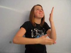 """""""Shout to the Lord"""" by Amy Grant in ASL"""