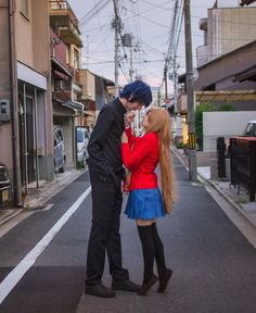 /r/cosplay: for photos, how-tos, tutorials, etc. Cosplayers (Amateur and Professional) and cosplay fans welcome. Couples Cosplay, Cosplay Outfits, Anime Couples, Cosplay Costumes, Cosplay Ideas, Costume Ideas, Taiga Cosplay, Naruto, Cry Like A Baby