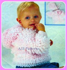 PDF Knitting pattern for Babies Loopy or Loop by TheKnittingSheep, £2.50