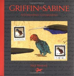 Griffin & Sabine: An Extraordinary Correspondence: Nick Bantock: 9780877017882: Amazon.com: Books >> just finished re-reading the trilogy...it's still amazing after all these years.  Just as much art as it is story.