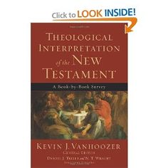 65 best books i wanted and got images on pinterest book cover art theological interpretation of the new testament a book by book survey kevin fandeluxe Images