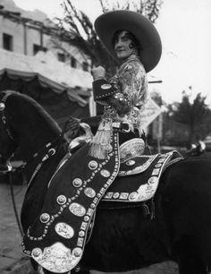 hollywood cowgirl, 1931