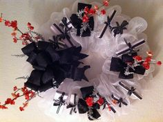 Mary Kay 12 days of Christmas wreath. One Mary Kay gift for each day leading up to Christmas. $250.