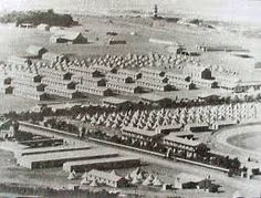 Second Boer War - ABW- A Transit camp for Prisoners of War in Green Point - Cape Town during the war. Prisoners were then transferred for internment in other parts of the British Empire. World History Facts, All About Africa, Prisoners Of War, Historical Pictures, African History, Cape Town, South Africa, British, Empire