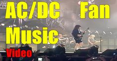 AC/DC  video de ACDC como VIDEO TRIBUTO a la conocida banda de Heavy Metal