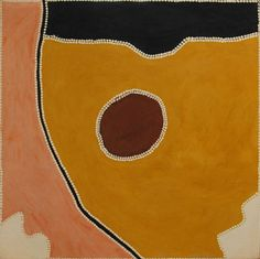 Freddie Timms, 1995 Gum Creek Crater (Lissadell) 120 x 120 cm