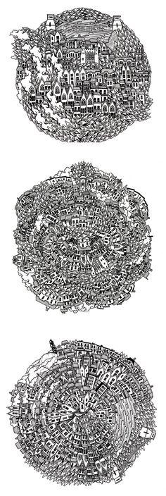 Brisstyle Studies - Tom Berry