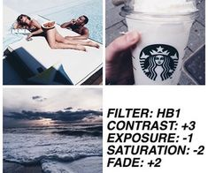 this works on almost all pics but it looks best on greyish pictures (aka with less color), it's also good for a feed Vsco Photography, Photography Filters, Tumblr Photography, Photography Editing, Photo Editing, Vsco Filter, Vsco Cam Filters, Insta Filters, Photo Hacks