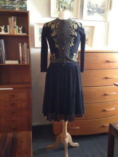vintage clothing, books & furniture
