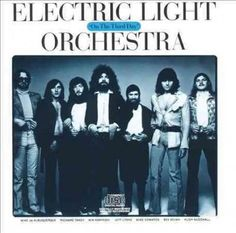 Electric Light Orchestra - On The Third Day, Blue