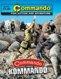 Image result for Commando Comics Covers