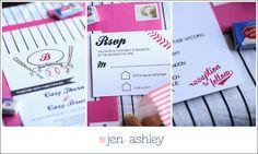 baseball themed wedding, baseball themed wedding invitations | April Foster + PaperDolls Design. jen + ashley photography