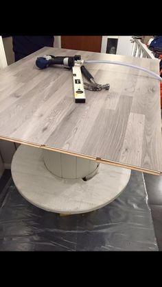 Lage kabel-bord