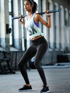 VSX Sport | Cute workout clothes | Victoria's Secrets | Sport bras | Leggings | Tank Tops | Yoga clothes | gym Clothes | SHOP @ FitnessApparelExpress.com