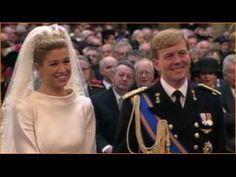 huwelijk prins willem alexander met maxima